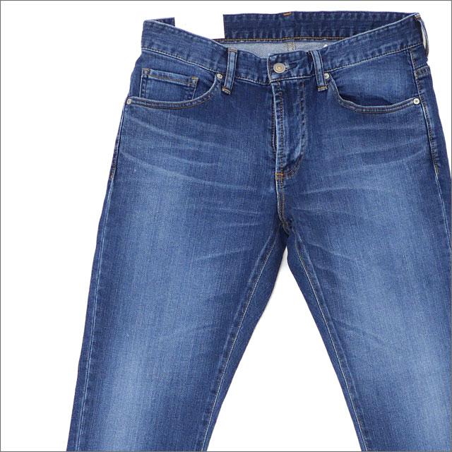 Ron Herman(ロンハーマン) Edit Slim Type Washed Denim Pants (デニムパンツ) 2720600210 BLUE 240-001425-514-【新品】