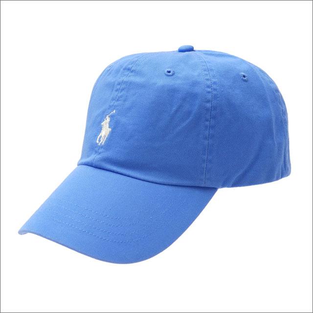 Ron Herman(ロンハーマン) x POLO RALPH LAUREN(ポロ・ラルフローレン) 6-Panel CAP (キャップ) LT.BLUE 265-001010-009x【新品】