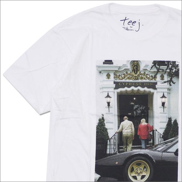 Ron Herman(ロンハーマン) teej 8-six TEE (Tシャツ) WHITE 200-007808-030x【新品】