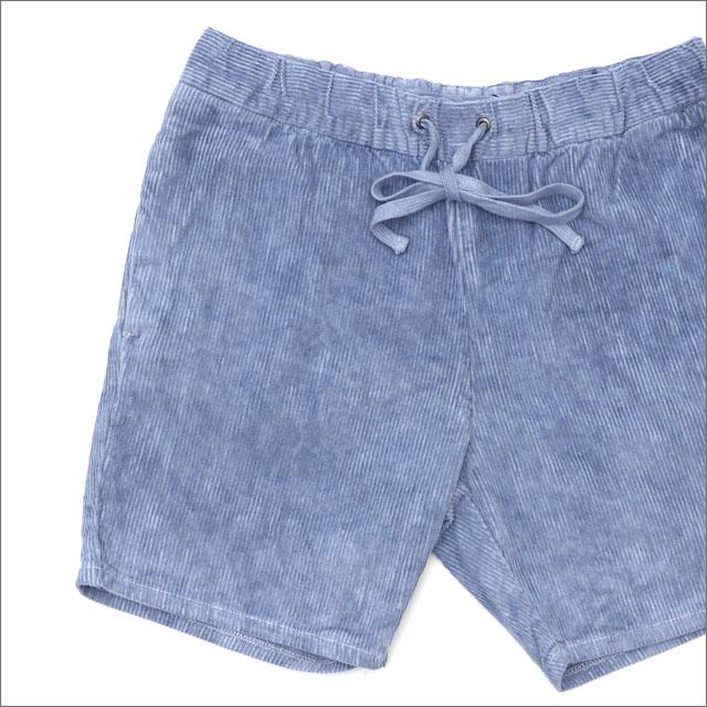 Ron Herman(ロンハーマン) x Original Paperbacks(オリジナル・ペーパーバックス) Corduroy Shorts (ショーツ) BLUE 249-000609-044x【新品】