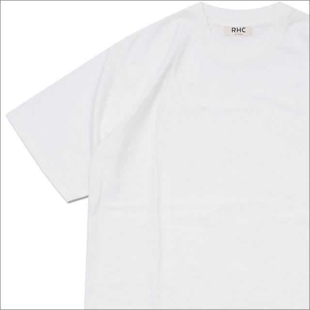 RHC Ron Herman(ロンハーマン) Sunfade Tee (Tシャツ) WHITE 200-007825-040x【新品】