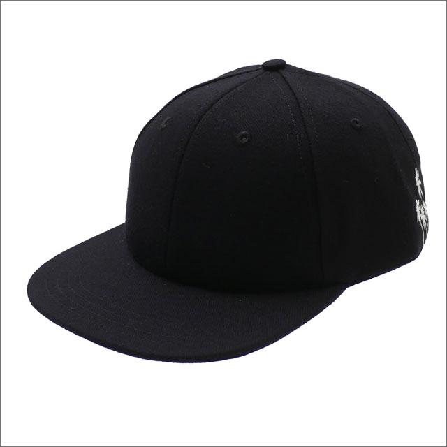Ron Herman(ロンハーマン) x Cooperstown Ball Cap(クーパーズタウン) PALM TREE CAP (キャップ) BLACK 265-001044-011x【新品】