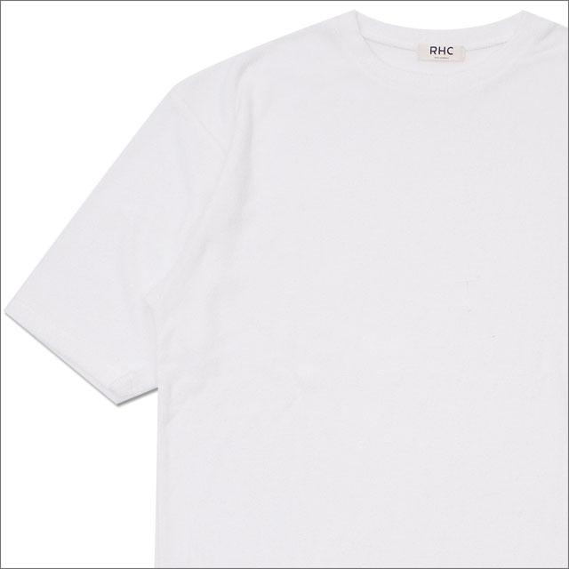 RHC Ron Herman(ロンハーマン) Pile Tee (Tシャツ) WHITE 200-007850-050x【新品】