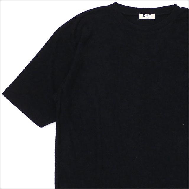 RHC Ron Herman(ロンハーマン) Pile Tee (Tシャツ) BLACK 200-007850-041x【新品】