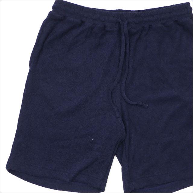 RHC Ron Herman(ロンハーマン) Pile Short Pants (ショーツ) NAVY 244-000765-047x【新品】