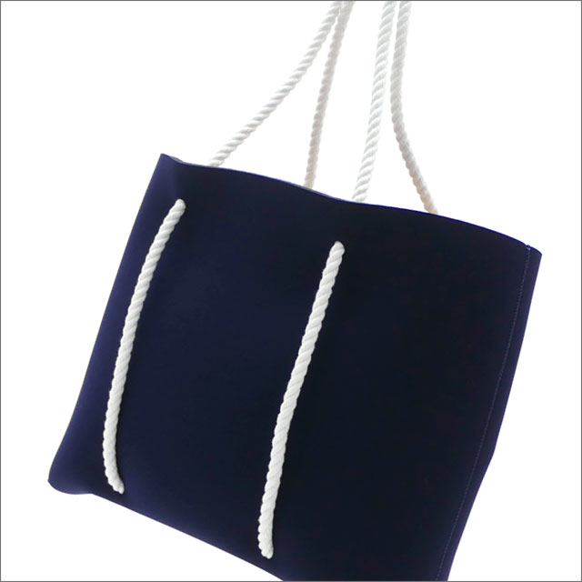 RHC Ron Herman(ロンハーマン) x SURF&CRAFT(サーフ&クラフト) TOTE BAG (トートバッグ) NAVY 277-002511-017x【新品】
