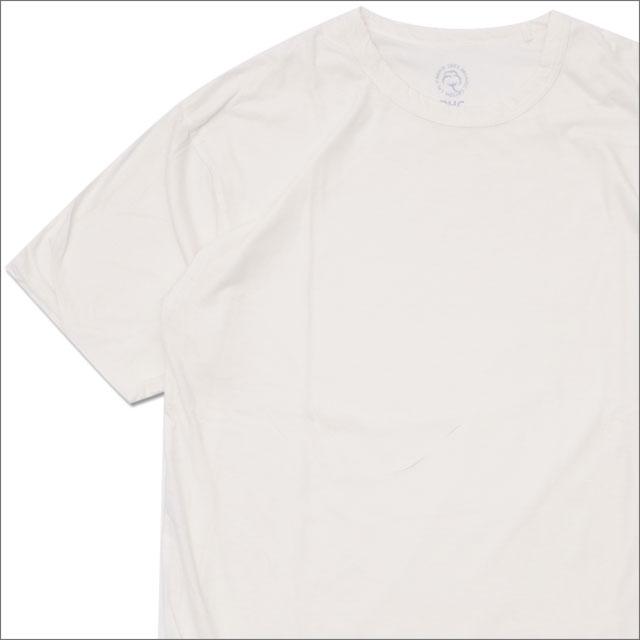 RHC Ron Herman(ロンハーマン) ORGANIC COTTON TEE (Tシャツ) WHITE 200-007859-050+【新品】