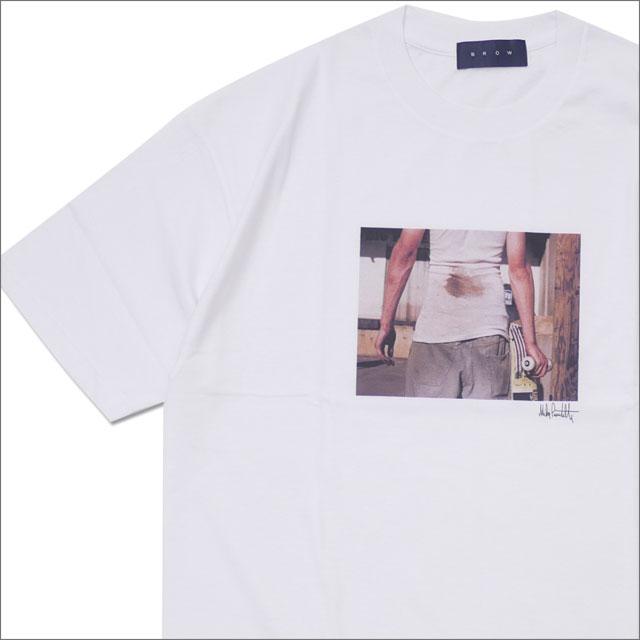 Ron Herman(ロンハーマン) x BLOW(ブロー) ACCIDENT PRONE TEE (Tシャツ) WHITE 200-007860-050+【新品】