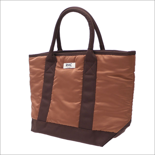 RHC Ron Herman(ロンハーマン) Tote Bag (トートバッグ) BROWN 277-002515-016x【新品】