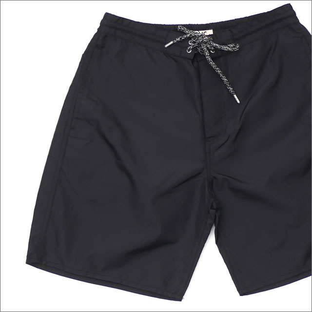 RHC Ron Herman(ロンハーマン) BEACH PANTS (ショーツ)(スイムウェア)(水着) BLACK 244-000775-041x【新品】
