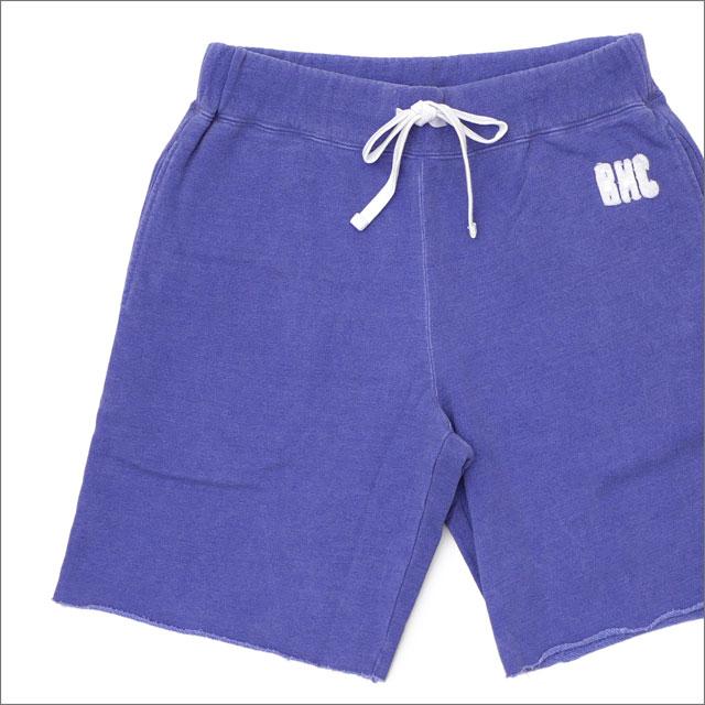 RHC Ron Herman(ロンハーマン) Logo Shorts (スウェットショーツ) PURPLE 244-000778-049x【新品】