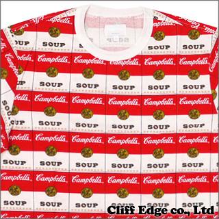 SUPREME Campbells T셔츠 RED 200-004611-053-