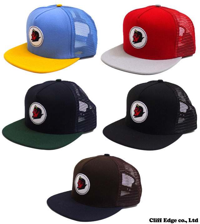 SUPREME Devil 5-panel Cap [캡] 5 칼라265-000267-014-