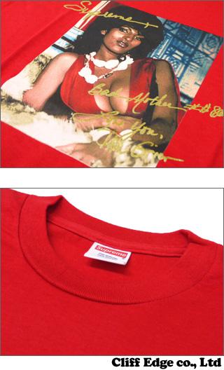 SUPREME Pam Grier for Supreme T셔츠200-004783-043-