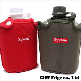 SUPREME Basic Water Canteen[워터 보틀] [수통] 290-002232-015-