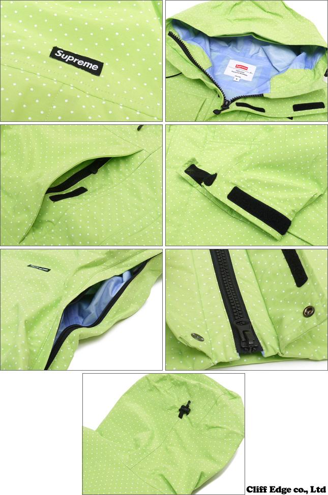 SUPREME Pin Dot Shell [재킷] 225-000153-051+