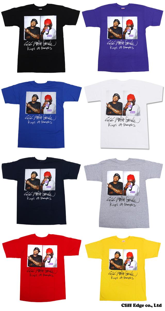 3 6 mafia supreme t shirt