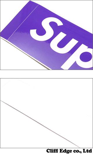 SUPREME Box Logo Sticker PURPLE 290-000699-019 +