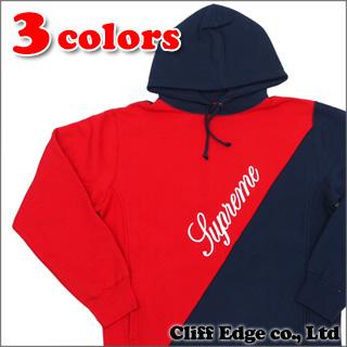 SUPREME Split Pullover Hoodie 211-000245-055-