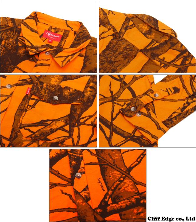 SUPREME Chamois Shirt 216-000926-051-