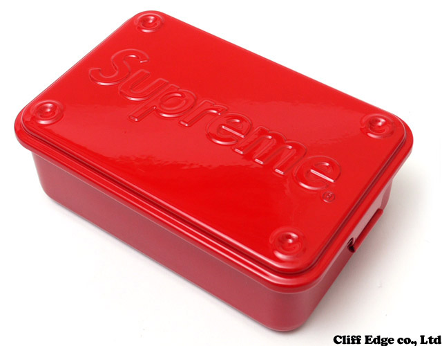SUPREME Small Flip Top Metal Box 274-000761-033-