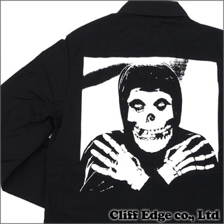 SUPREME x The Misfits Crimson Ghost TRENCH COAT [트렌치코트] BLACK 230-000745-041-
