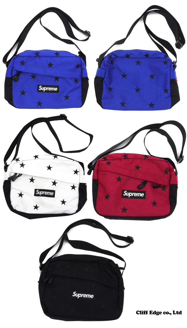 SUPREME Stars Shoulder Bag (숄더백) 275-000112-011 x