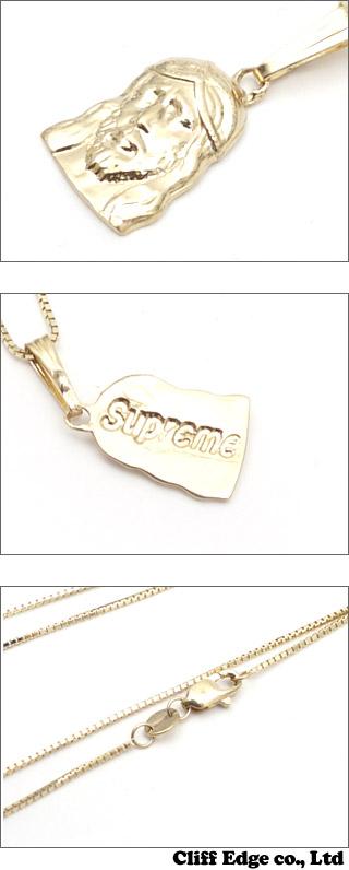 SUPREME Mini Jesus Piece [목걸이] 267-000171-018x