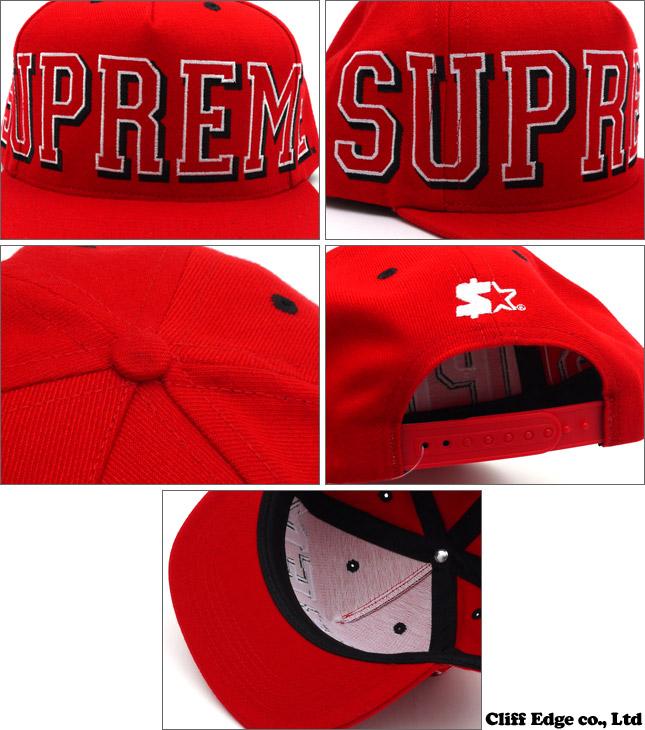 SUPREME Supreme Banner 5-Panel(캡) 265-000399-017 x