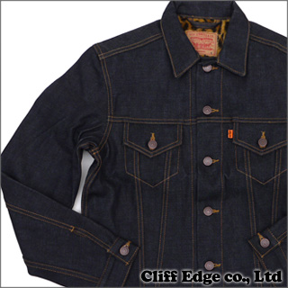 SUPREME x Levi 's Selvedge Denim Trucker Jacket [데님 자 켓] INDIGO 224-000056-037-