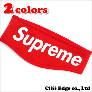 SUPREME Fleece Headband(헤드 밴드) 255-000052-013 x