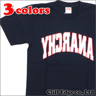 SUPREME Anarchy Tee(T셔츠) 200-005878-031 x