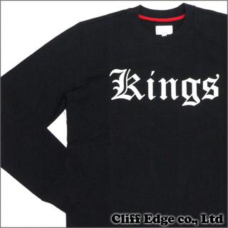 SUPREME Kings L/S (긴소매 T셔츠) BLACK 202-000000-031 x