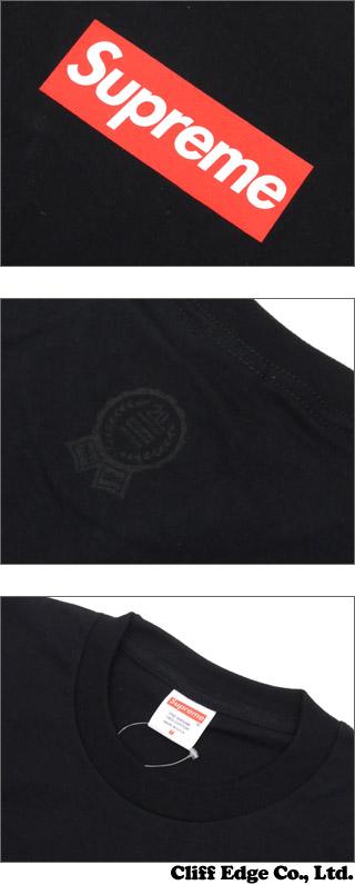 SUPREME 20 th Anniversary BOX Logo TEE (박스 로고)(BOX 로고)(T셔츠) BLACK 200-005996-041+