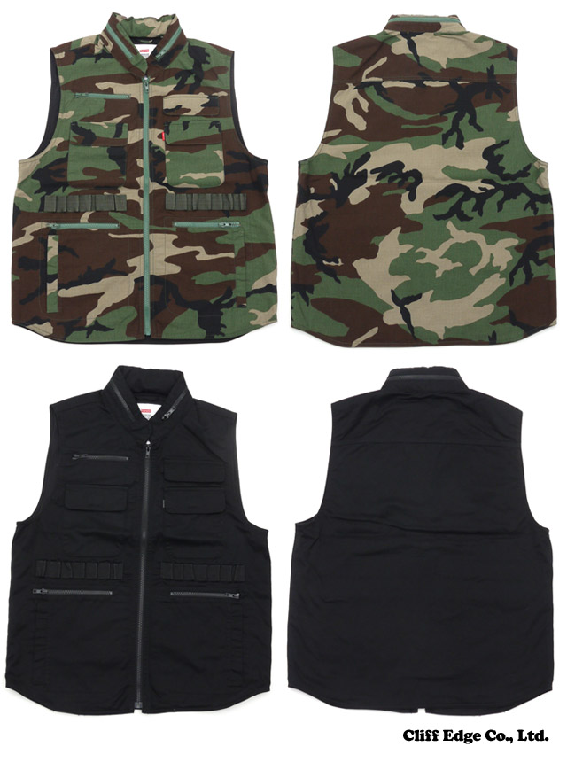 SUPREME Tactical Vest (조끼) 207-000140-045-