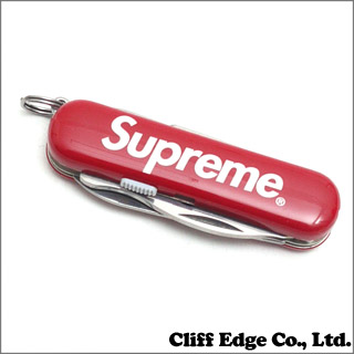 SUPREME x VICTORINOX SWISS ARMY MANAGER(多工具)290-003126-013x