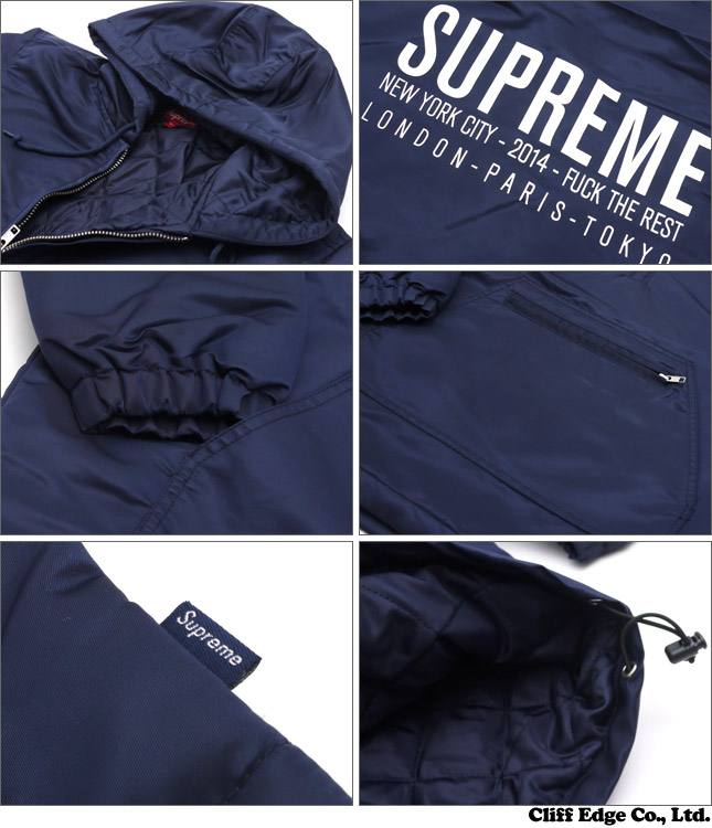 Cliff Edge | Rakuten Global Market: SUPREME (shupurimu) Satin ...