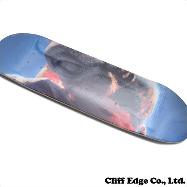 【合計15,000円(税抜)以上のお買い上げでステッカープレゼント!】 SUPREME(シュプリーム) E.T. Skateboard (スケートボードデッキ) BLUE 290-003573-014+【新品】418-000077-019