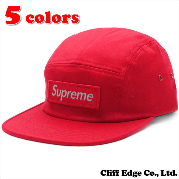 Cliff Edge  SUPREME Reflective Box Logo Camp Cap 265-000586-015 + ... e0505117778