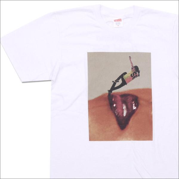 シュプリーム SUPREME x David Sims デヴィッド・シムズ David Sims Tee Tシャツ WHITE 200006850040 【新品】 104001224040 104001226060