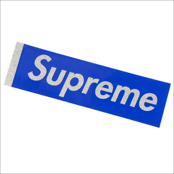 2cb127e1f38 楽天市場 シュプリーム SUPREME Lame Print Box Logo Sticker ...