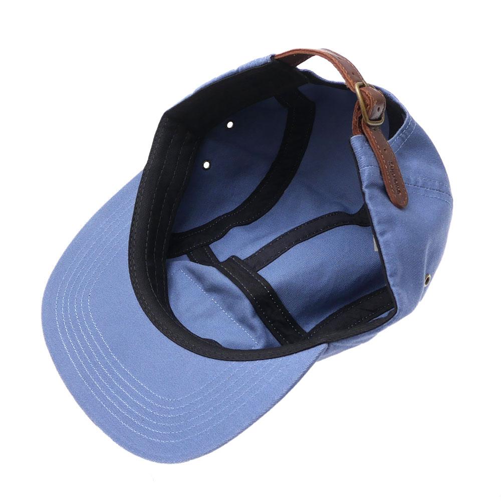 SUPREME(슈프림) Washed Chino Twill Camp Cap (캠프 캡) SLATE 265-000726-112+