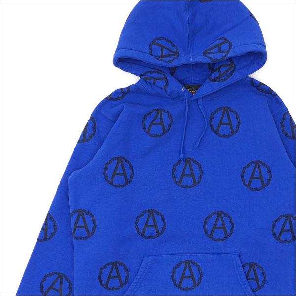【合計15,000円(税抜)以上のお買い上げでステッカープレゼント!】 SUPREME(シュプリーム) x UNDERCOVER(アンダーカバー) Anarchy Hooded Sweatshirt (スウェットパーカー) ROYAL 209-000455-044 111-001189-044+【新品】