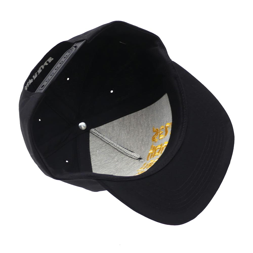 SUPREME(슈프림) Go Fuck Yourself 5-Panel (5 패널 캡) BLACK 265-000807-011 x