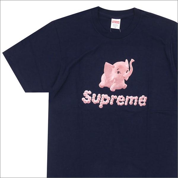 supreme t shirt elephant