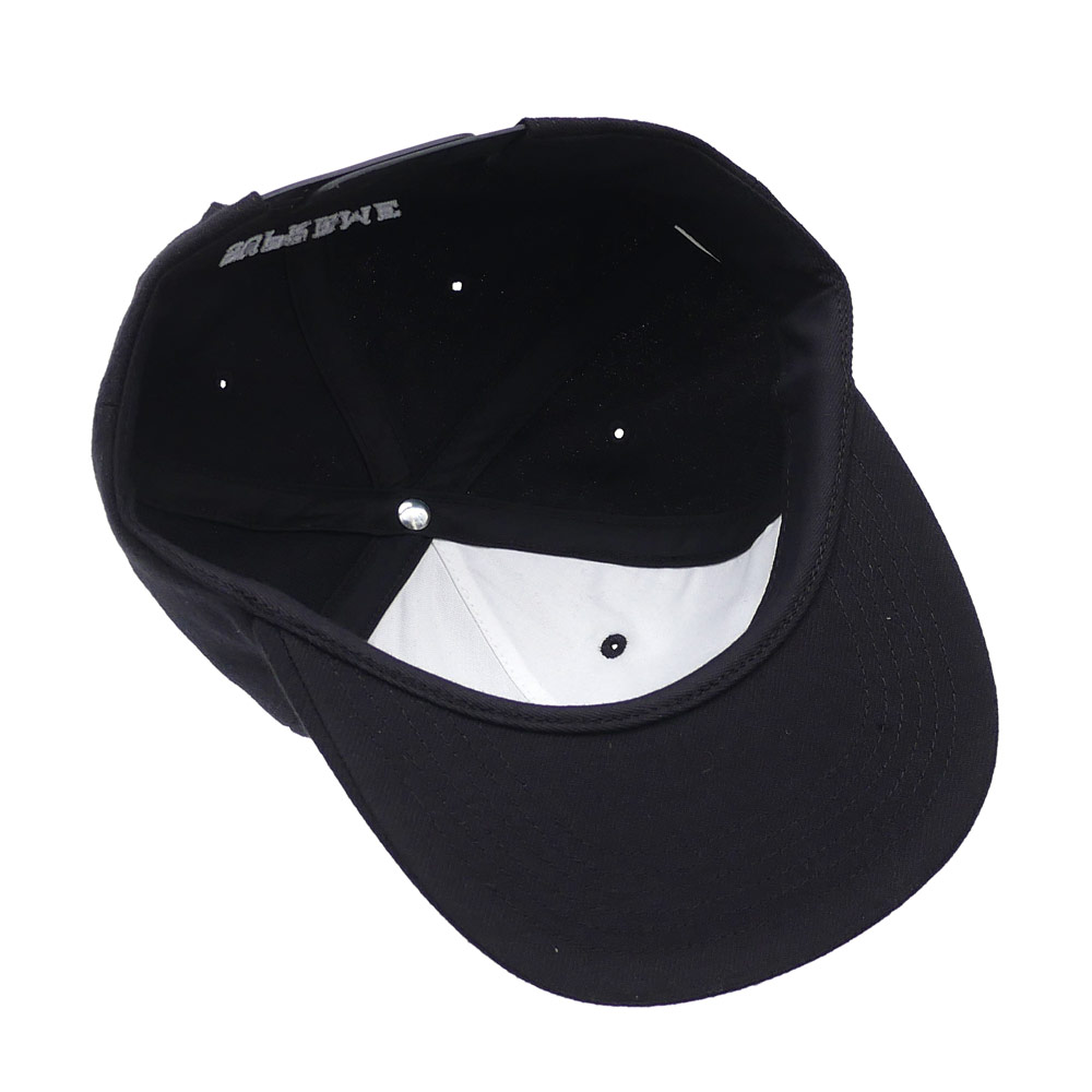 84036229 Cliff Edge: SUPREME(shupurimu)666 6-Panel(6面板蓋子)BLACK 265-000820 ...