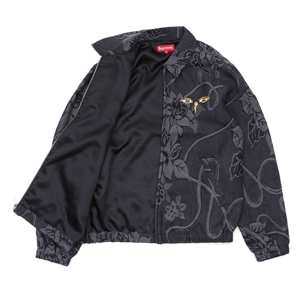 SUPREME(슈프림) Supreme Truth Tour Jacket (재킷) BLACK 230-001017-141+
