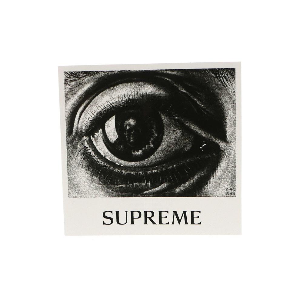 SUPREME(슈프림) x M.C.Escher(마우릿트・엣셔) Sticker Set (스티커 6장 세트) MULTI 290-004322-019+