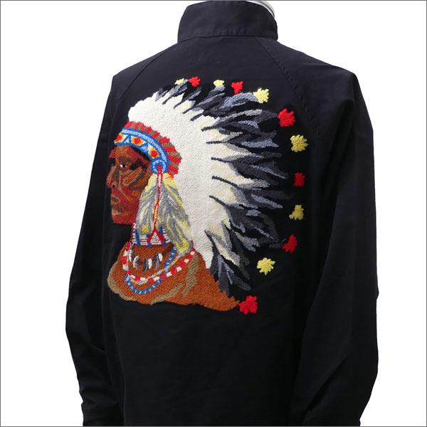 【合計15,000円(税抜)以上のお買い上げでステッカープレゼント!】 SUPREME(シュプリーム) Chief Harrington Jacket (ジャケット) BLACK 228-000153-041+【新品】