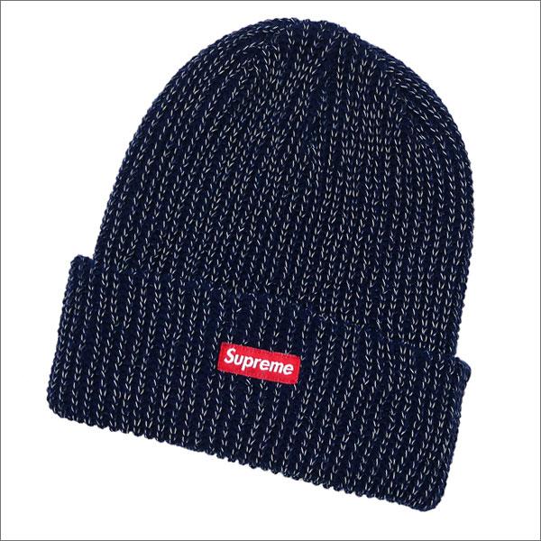 2d590fd7d discount supreme knit hat navy c4182 ab245